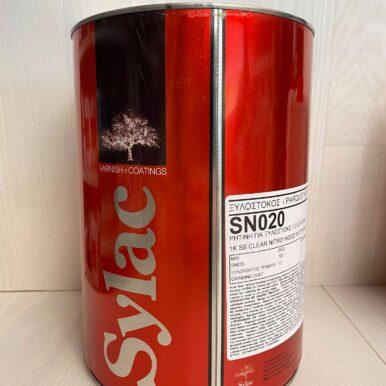 Ξυλόστοκος Sylac διαλύτου 5L