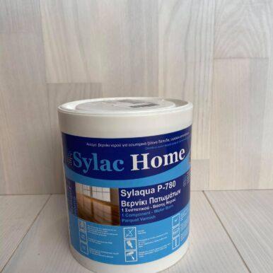 Βερνίκι πατώματος Sylac νερού ενός συστατικού σατινέ 1L