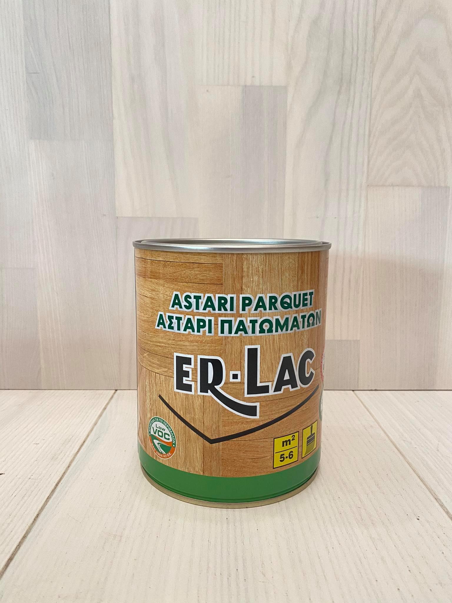 Αστάρι πατώματος Er-Lac διαλύτου 1L