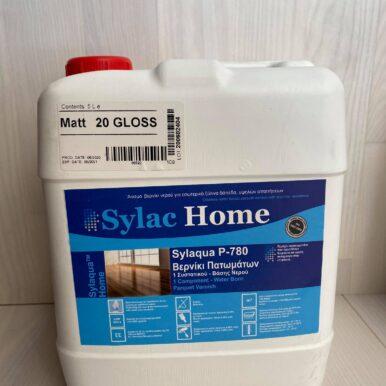 Βερνίκι πατώματος Sylac νερού ενός συστατικού ματ 5L