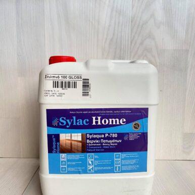 Βερνίκι πατώματος Sylac νερού ενός συστατικού γυαλιστερό 5L