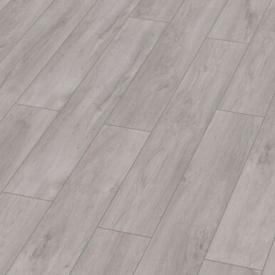 Karras - Krono Swiss - Πάτωμα Laminate Kronotex Robusto γκρι απόχρωση Premium Oak Grey