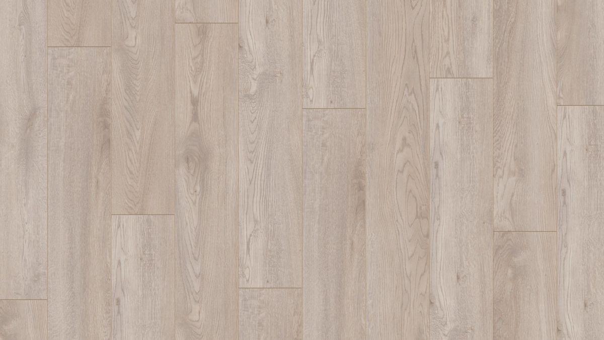 Karras - Krono Swiss - Πάτωμα Laminate Kronotex Robusto μπεζ με ρόζους απόχρωση Right Oak Light