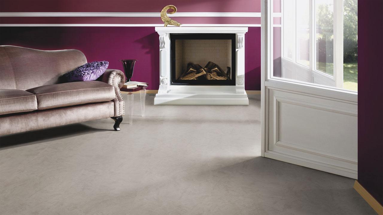 Karras - Ter Hürne - Πάτωμα Βινυλικό Cement Sydney medium grey