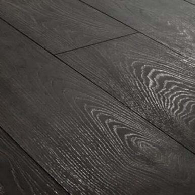 Karras - Krono Swiss - Πάτωμα Laminate Solid Chrome σκούρο γκρι απόχρωση Αrosa Oak