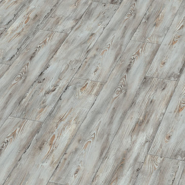 Karras - Krono Swiss - Πάτωμα Laminate Kronotex Robusto παλαιομένο γκρι μπεζ απόχρωση Fantasy Wood