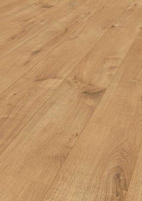 Karras - Ter Hürne - Πάτωμα Laminate Classic Line δρυς χρυσό απόχρωση Oak Gold Brown