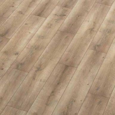 Karras - Ter Hürne - Πάτωμα Laminate Classic Line γκρι καφέ απόχρωση Oak Pastel Brown