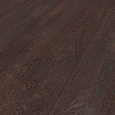 Karras - Ter Hürne - Πάτωμα Laminate Classic Line βέγκε απόχρωση Oak Deep Brown
