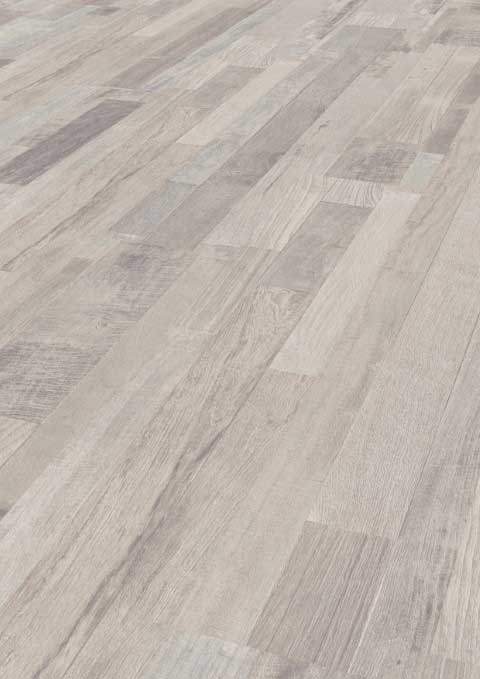 Karras - Ter Hürne - Πάτωμα Laminate Classic Line γκρι τρισάνιδο απόχρωση Oak Mix Contrast Beige
