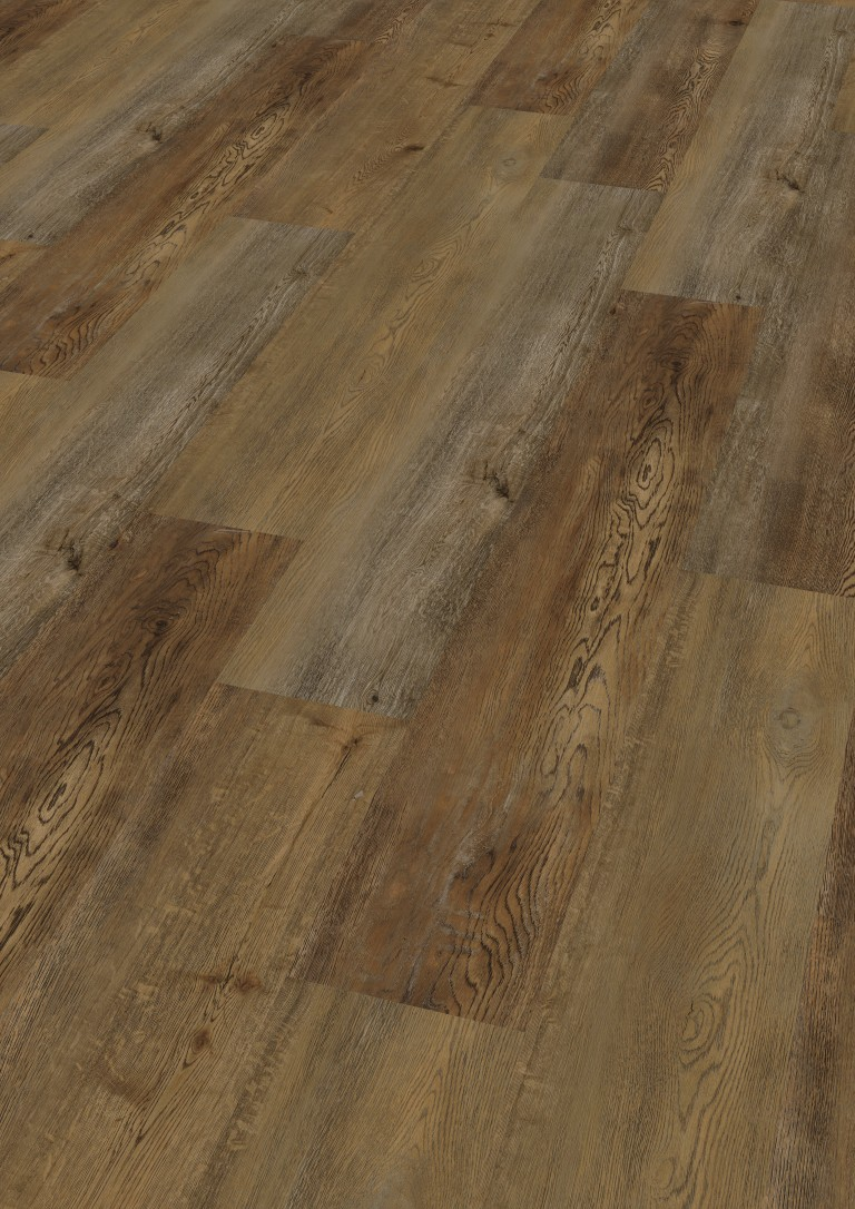 Karras - Ter Hürne - Πάτωμα Βινυλικό Oak Cambridge dark brown