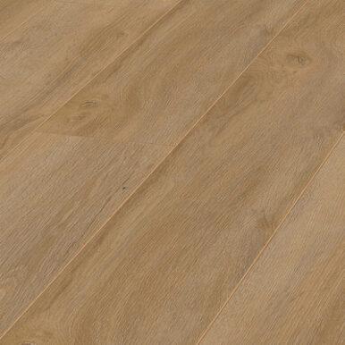 Karras - Krono Swiss - Πάτωμα Laminate Kronotex Robusto δρυς φυσικό απόχρωση Premium Oak Nature