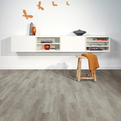 Karras - Balterio - Πάτωμα Laminate Superb Vitality γκρι απόχρωση Pamplona Oak