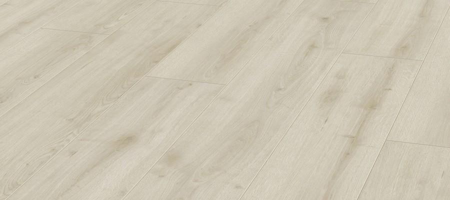 Karras - Krono Swiss - Πάτωμα Laminate Kronotex Robusto μπεζ λευκό απόχρωση Ebro Oak