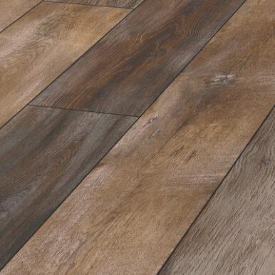 Karras - Krono Swiss - Πάτωμα Laminate Kronotex Robusto καφέ αντικιέ  Rustic Oak