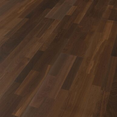 Karras - Ter Hürne - Πάτωμα Προγυαλισμένο Satin Elements Collection Oak tobacco brown