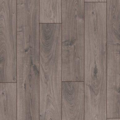 Karras - Krono Swiss - Πάτωμα Laminate Kronotex Robusto ανοιχτό ανθρακί απόχρωση Αtlas Oak Anthracite