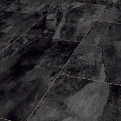 Karras - Ter Hürne - Πάτωμα Laminate Dureco ανθρακί γρανίτης απόχρωση Stone Manganese Grey