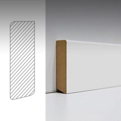 Karras Parketa -  - Σοβατεπί λευκά 6cm